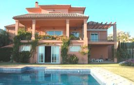 Luxury 3 bedroom houses for sale in Andalusia. Magnificent villa with panoramic sea views, Costa del Sol, Spain