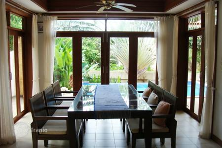 3 bedroom villas and houses by the sea to rent in Surat Thani. Villa – Ko Samui, Surat Thani, Thailand