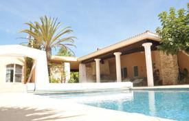 Luxury 4 bedroom houses for sale in Balearic Islands. Villa – Santa Gertrudis de Fruitera, Balearic Islands, Spain
