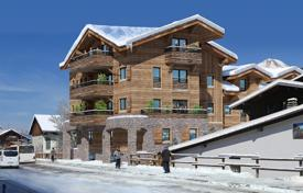 2 bedroom apartments for sale in Haute-Savoie. Comfortable two-bedroom apartment with a balcony, in a new residence, close to ski lifts and slopes, Morzine, Alpes, France