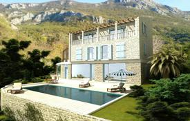 4 bedroom houses for sale in Budva (city). Exclusive villa in the village Kolachi, 10 minutes from Budva