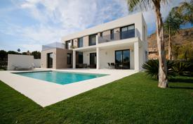 4 bedroom houses for sale in Finestrat. Newly-built villa in Sierra Cortina