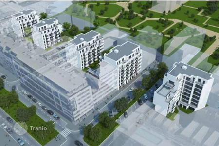 Off-plan commercial property for sale in Austria. Apartment building – Donaustadt, Vienna, Austria