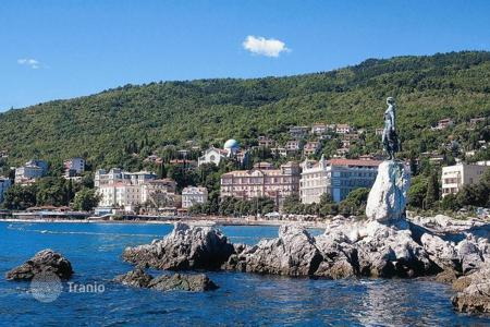 2 bedroom apartments for sale in Croatia. Apartment in Opatija