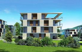 Apartments with pools for sale in Austria. Apartments in a new residential complex on Lake Traunsee in Altmünster, Upper Austria