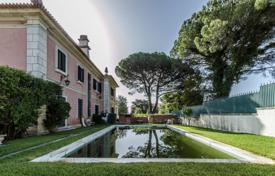Luxury property for sale in Lisbon. Stunning mansion with a huge garden and overlooking the sea, Estoril, Portugal