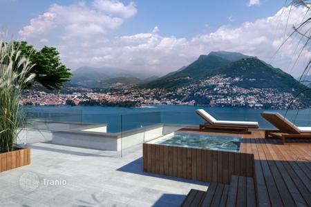 Luxury 5 bedroom apartments for sale in Central Europe. New home – Paradiso, Lugano, Ticino, Switzerland