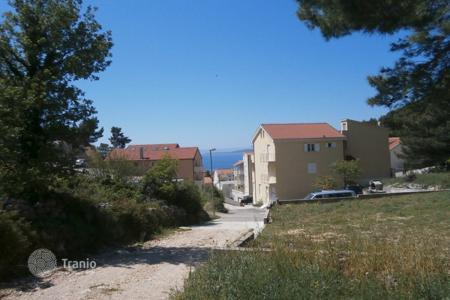 Coastal land for sale in Croatia. Building land in Baska Voda