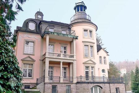 Luxury residential for sale in Black Forest (Schwarzwald). Ancient villa in the Baroque style, with a large plot and a park in Baden-Baden, Germany