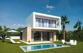 3 bedroom houses for sale in Murcia. Design villas in front line by Roda Golf