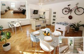 Luxury apartment on the first floor of a brick building with a garden, next to the metro, Prague 6, Czech Republic for 572,000 €