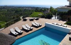 5 bedroom villas and houses to rent in Costa del Sol. Villa – Malaga, Andalusia, Spain