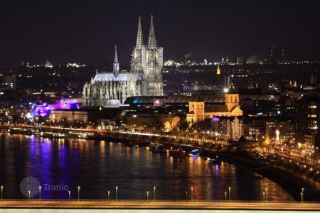 Property for sale in North Rhine-Westphalia. Beautiful apartment with the view of Cathedral in Cologne