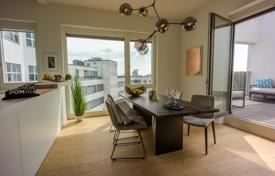 Penthouses for sale in Germany. Two-bedroom penthouse with a view of Potsdamer Platz, Tiergarten, Berlin, Germany