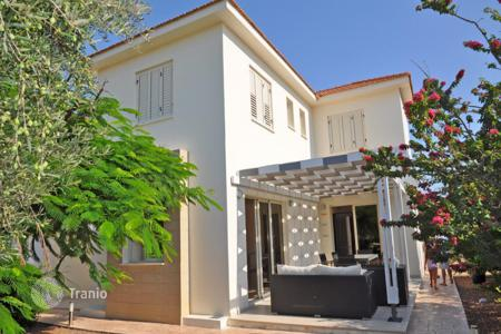 Townhouses for sale in Paralimni. Three Bedroom Semi Detached House 100 Meters from the Beach In Kapparis