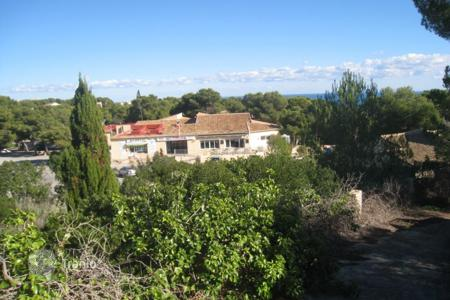 Cheap land for sale in Costa Blanca. Development land – Javea (Xabia), Valencia, Spain