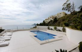 3 bedroom apartments for sale in Altea. Luxury apartment with panoramic views of the sea in Altea