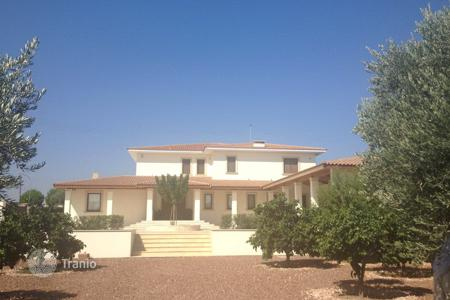 4 bedroom houses for sale in Nicosia. 4 Bedroom Villa in Strovolos
