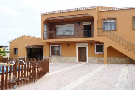 6 bedroom houses for sale in Alicante. Villa – Alicante, Valencia, Spain