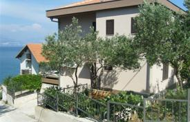 Coastal residential for sale in Trogir. Villa on island Ciovo