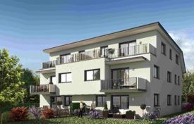 New homes for sale in Vienna. Three-bedroom apartment with a balcony in a new building, Vienna, Donaustadt