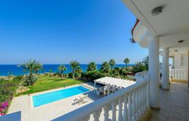 Luxury residential for sale in Paralimni. Luxurious Five Bedroom Beach Front Villa