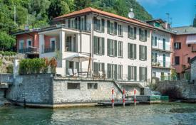 Restored villa in perfect condition with a swimming pool, picturesque views and an access to Lake Como and the dock, Laglio, Italy for 3,400,000 €