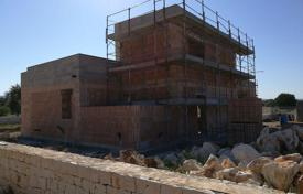 3 bedroom houses from developers for sale in Southern Europe. Villa under construction for sale