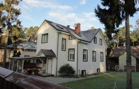 Coastal houses for sale in Latvia. House in Jurmala