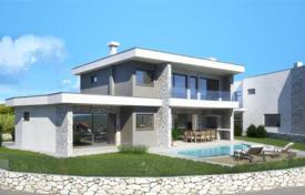 Coastal property for sale in Krk. Modern villa on Krk island