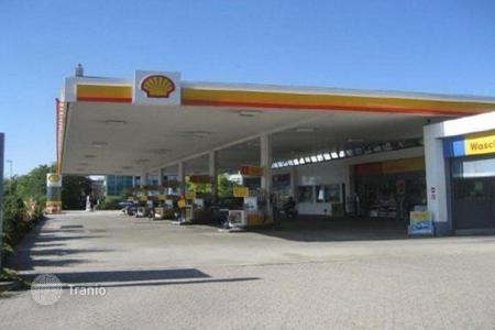 Filling stations for sale in Europe. Filling station - Leipzig, Saxony, Germany