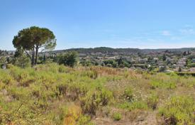Development land for sale in France. Close to Saint-Paul de Vence — Flat Plot of land