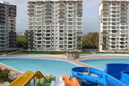 New home from developers for sale in Western Asia. Apartment in Turkey, Mersin. Free tour for viewing, free shuttle service to the owners of the airport and back every day!