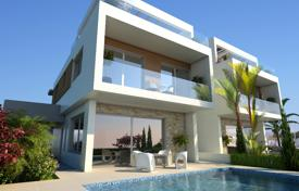 3 bedroom houses by the sea for sale in Larnaca (city). Modern house with a rooftop garden and stunning views of the Mediterranean Sea, Larnaca, Cyprus