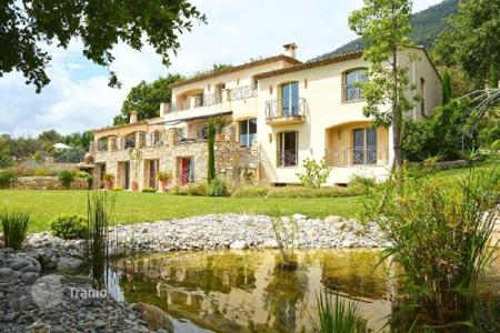 Luxury 6 bedroom houses for sale in Tourrettes-sur-Loup. Villa – Tourrettes-sur-Loup, Côte d'Azur (French Riviera), France
