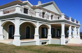 Luxury property for sale in Buron. Magnificent villa with great views on the La Reserva Golf Course
