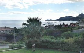 New homes for sale in Sicily. New apartment with different layouts, wonderful view of the sea and Taormina historical town in Letojanni, Sicily, Italy