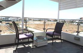 Penthouses for sale in Larnaca. A beautiful 3 bedroom penthouse apartment for sale in Livadia with sea view and roof garden