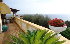 Property for sale in Santo Stefano Al Mare. Santo Stefano al Mare Villa Sea View