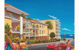 Cheap new homes for sale in Roquebrune - Cap Martin. Charming apartment in an exceptional new residence just a few steps from the sea in Roquebrune Cap Martin, Côte d'Azur, France