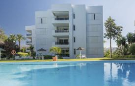 Penthouses for sale in Costa del Sol. Renovated penthouse near the beach in Marbella, Costa del Sol, Spain