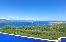 6 bedroom houses for sale in Provence - Alpes - Cote d'Azur. Close to Saint-Tropez — Property with breathtaking sea view