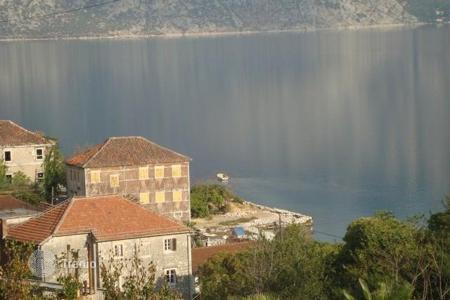 Coastal land for sale in Kotor. Development land – Kotor (city), Kotor, Montenegro