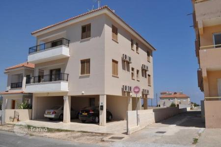 4 bedroom apartments by the sea for sale in Paralimni. A Two Storey Block of 4 (One) Bedroom Apartments