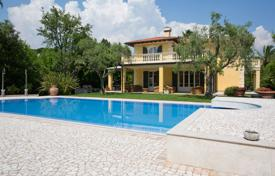 Villa with large plot and swimming pool, Forte dei Marmi, Italy. Price on request