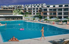 New home from developers for sale in Western Asia. Apartments in a new residential complex in the resort of Akbuk