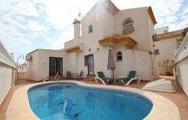Two-level villa with a pool and a garden in Cabo Roig, Alicante, Spain for 225,000 €