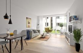 1 bedroom apartments for sale in Vienna. Comfortable apartment with balcony, in the new house, Vienna, Austria