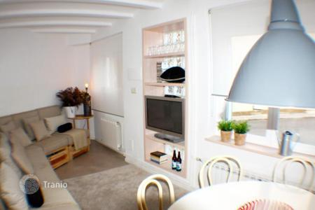 Townhouses for sale in Barcelona. Corner Town House in the city center, just a few meters from the beach, Sant Pol de Mar, Spain