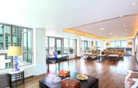 Penthouses for sale in London. Three-level penthouse overlooking the Thames, Vauxhall area, London, UK